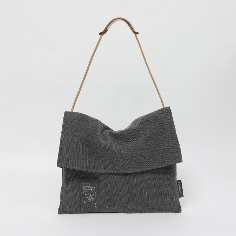 [PENDUKA]Wednesday Bag - Grey